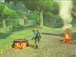 The Legend of Zelda: Breath of the Wild - Cocinando