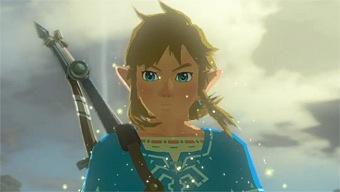 Zelda: Breath of the Wild, TGA 2016: Life in the Ruins