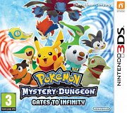 Pokémon: Portales al Infinito 3DS