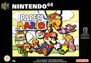 Carátula de Paper Mario - Wii