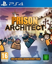 Carátula de Prison Architect - PS4
