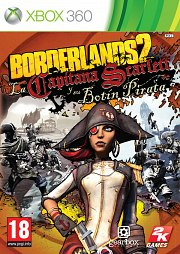 Borderlands 2: La Capitana Scarlett