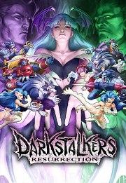 Carátula de Darkstalkers Resurrection - Xbox 360