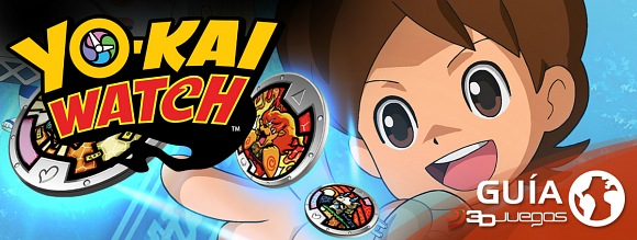 Guía Yo-Kai Watch
