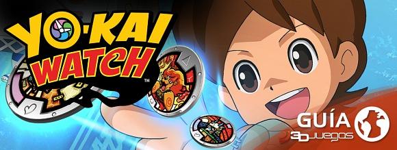 Guía Yo-Kai Watch