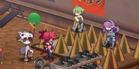 Disgaea D2 A Brighter Darkness an�lisis