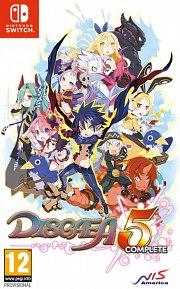 Disgaea 5: Complete Nintendo Switch