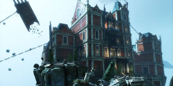 Dishonored Dunwall City Trials an�lisis