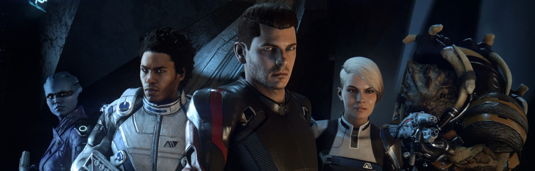 Mass Effect Andromeda - Video Impresiones