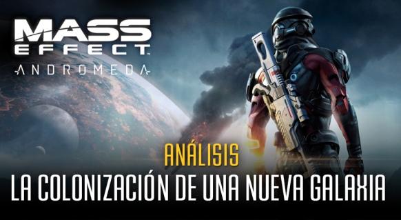 Análisis de Mass Effect: Andromeda