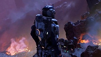 Mass Effect: Andromeda, Gameplay CES 2017