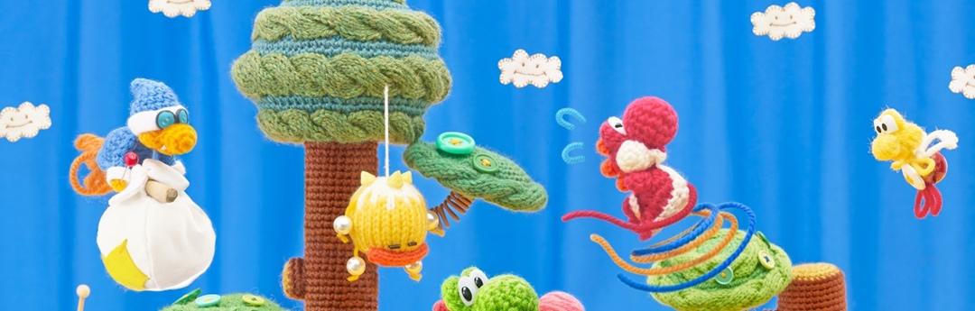 Análisis Yoshi's Woolly World