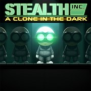 Carátula de Stealth Inc: A Clone in the Dark - PS3