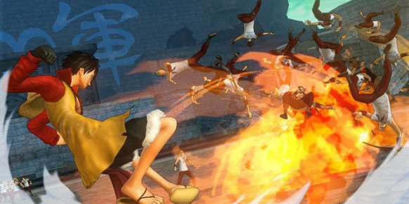 One Piece Pirate Warriors 2 análisis