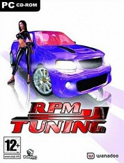 Carátula de RPM Tuning - PC
