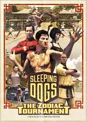 Carátula de Sleeping Dogs Zodiac tournament - Xbox 360