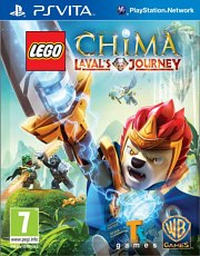 Carátula de LEGO Legends of Chima: Laval - Vita