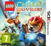 LEGO Legends of Chima: Laval 3DS