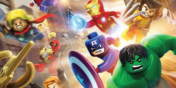 LEGO Marvel Super Heroes: LEGO Marvel Super Heroes: Primer contacto