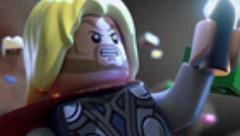 LEGO Marvel Super Heroes: Tráiler E3 2013