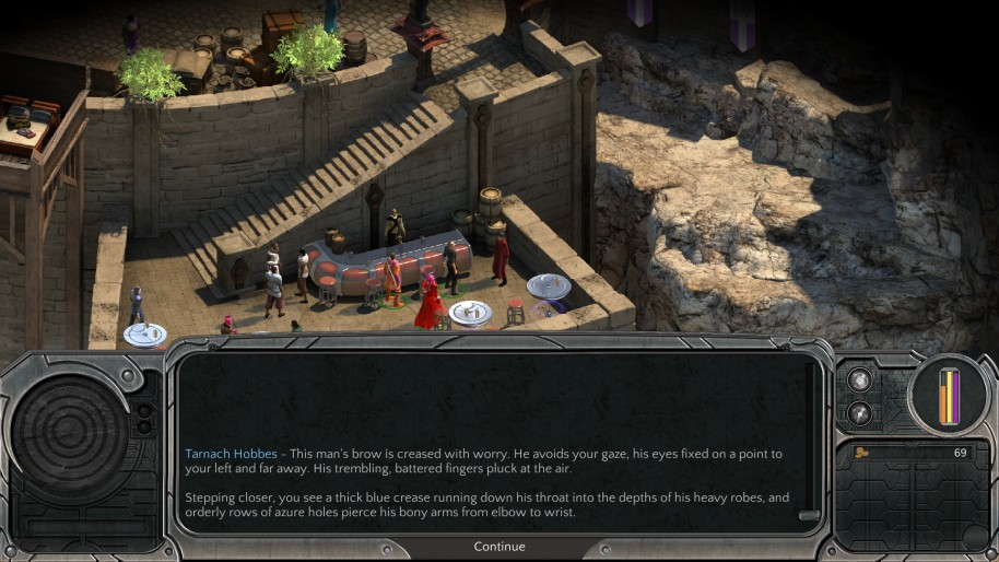 Torment Tides of Numenera Linux