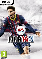 Car�tula oficial de FIFA 14 PC