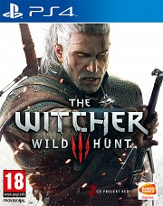 Carátula de The Witcher 3: Wild Hunt - PS4