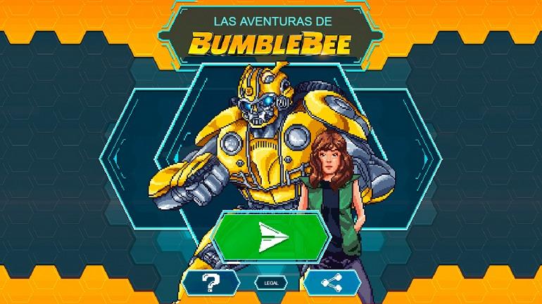 La aventuras de Bumblebee: el nuevo juego de Transformers es gratuito