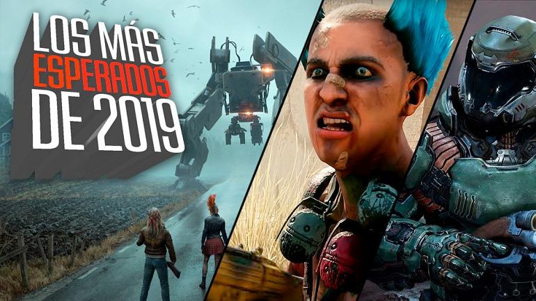 Los shooters más esperados de 2019