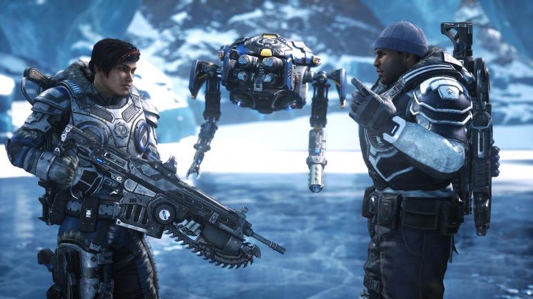 Gears of War 5 tiene todas sus secuencias renderizadas en tiempo real; en equipos con poca VRAM los paquetes de texturas en 4K pueden dar problemas de estabilidad.