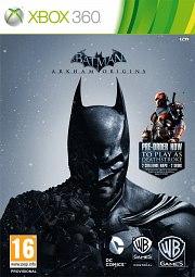 Carátula de Batman: Arkham Origins - Xbox 360