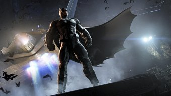 Video Batman: Arkham Origins, Gameplay: Los Cielos de Gotham