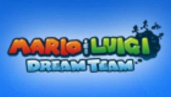 Mario & Luigi Dream Team: Primer contacto
