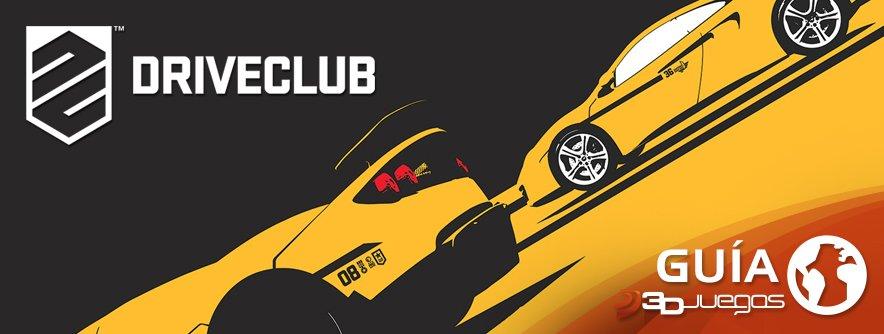 Guía DriveClub