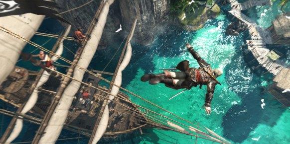 Assassin's Creed 4 Xbox 360