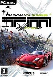 Carátula de TrackMania Sunrise eXtreme - PC