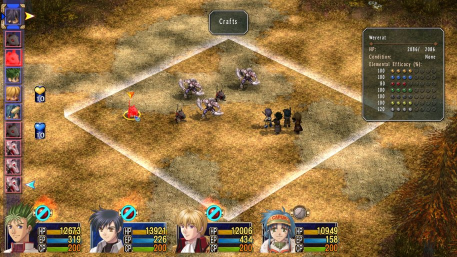 The Legend of Heroes Sky the 3rd análisis