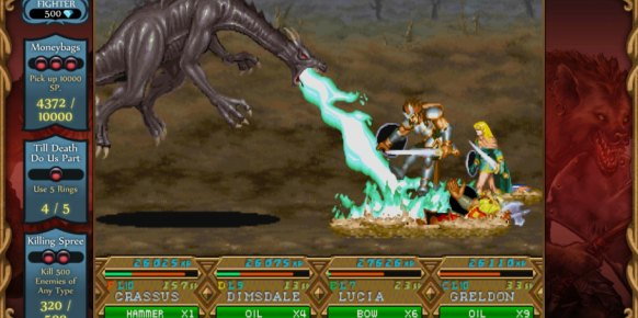Dungeons & Dragons Mystara análisis