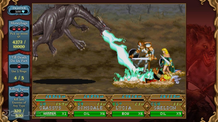 Dungeons & Dragons Mystara - An�lisis