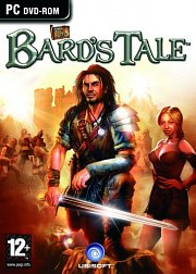 Carátula de The Bard's Tale - PC