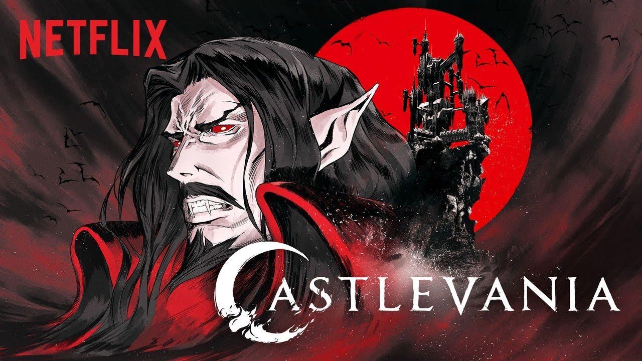 La serie de animación de Castlevania tendrá tercera temporada