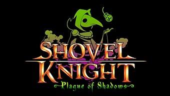 Video Shovel Knight, Shovel Knight: Plague of Shadows