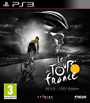 Carátula de Tour de France 2013 - PS3