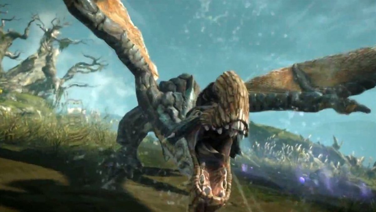 Monster Hunter Online Gameplay Trailer Pc
