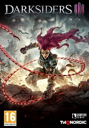 Carátula de Darksiders III - PC