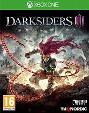 Carátula de Darksiders III - Xbox One