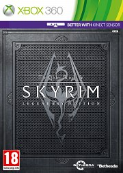 Skyrim - Legendary Edition Xbox 360