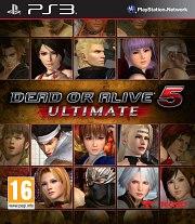 Carátula de Dead or Alive 5 Ultimate - PS3