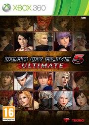 Carátula de Dead or Alive 5 Ultimate - Xbox 360