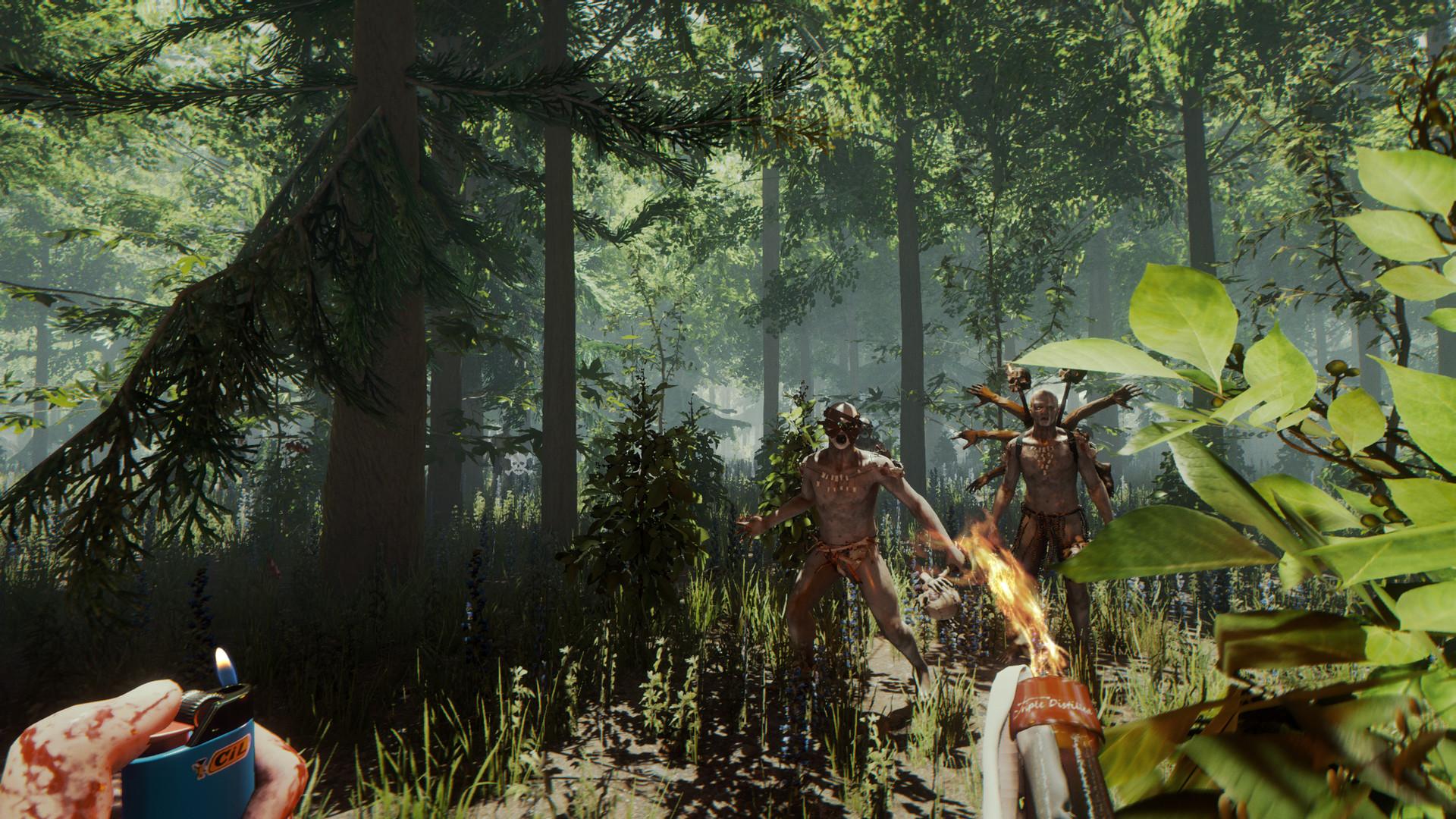 Resultado de imagen para The Forest